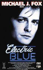 Affiche Electric Blue