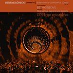 "Pochette Symphony no. 3, op. 36 ""Symphony of Sorrowful Songs"""