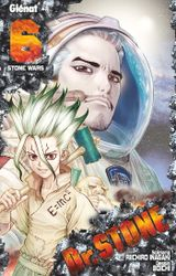 Couverture Stone Wars - Dr. Stone, tome 6