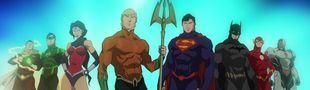 Cover DC Animated Originals