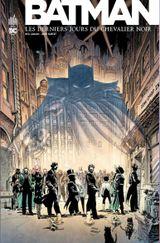 Couverture Batman : Les Derniers Jours du Chevalier Noir