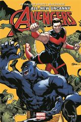 Couverture All-New Uncanny Avengers, tome 5