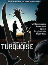 Affiche Opération turquoise