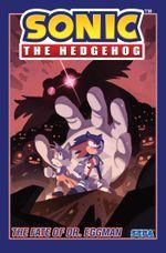 Couverture Le Retour du Dr Eggman - Sonic the Hedgehog, tome 2