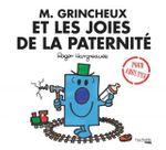 Couverture M. Grincheux et les joies de la paternité