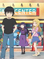 Affiche High Score Girl: Extra Stage