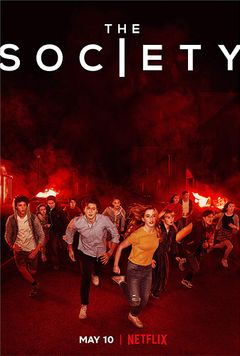Affiche The Society