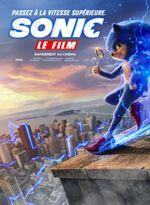 Affiche Sonic le film