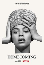 Affiche Homecoming : Un film de Beyoncé