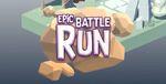 Jaquette Epic Battle Run