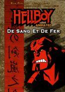 Affiche Hellboy Animated : De sang et de fer