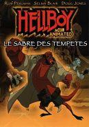 Affiche Hellboy Animated : Le Sabre des tempêtes