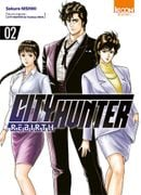 Couverture City Hunter Rebirth - Tome 2