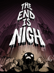 Jaquette The End is Nigh