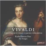 Pochette The Complete Viola d'Amore Concertos