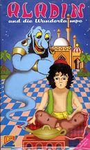Affiche Aladin et la Lampe magique