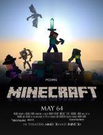 Affiche Minecraft