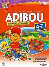 Jaquette Adibou : Anglais