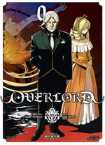 Couverture Overlord, tome 9