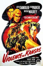 Affiche Violence au Kansas