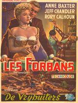 Affiche Les Forbans