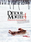 Affiche Détour mortel 4 : Origines sanglantes