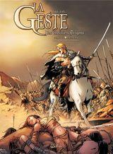 Couverture Arsalam  : La Guerre des Sardes (2/2) - La Geste des chevaliers dragons, tome 18