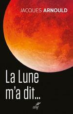 Couverture La Lune m'a dit