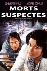 Affiche Morts suspectes