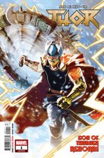 Couverture Thor (2018 - 2019)
