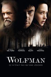 Affiche Wolfman