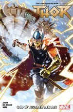 Couverture Thor (2018), tome 1