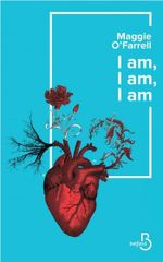 Couverture I am, I am, I am