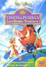 Affiche Timon & Pumbaa vol. 1 : Les Globe-Trotters