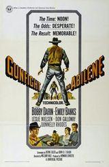 Affiche Gunfight in abilene