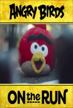 Affiche Angry Birds on The Run