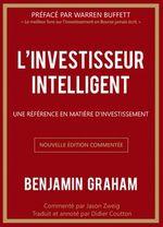 Couverture L'investisseur intelligent