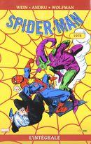 Couverture 1978 - Spider-Man : L'Intégrale, tome 16