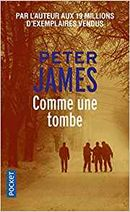 Couverture Comme une tombe