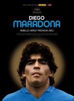 Affiche Diego Maradona