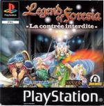 Jaquette Legend of Foresia : La Contrée Interdite