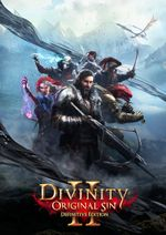 Jaquette Divinity : Original Sin II - Definitive Edition