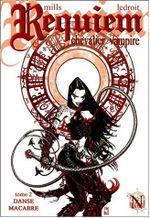 Couverture Danse macabre - Requiem, chevalier vampire, tome 2