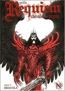 Couverture Dracula - Requiem, chevalier vampire, tome 3