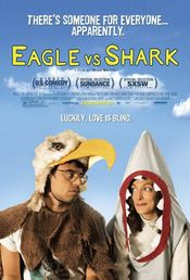 Affiche Eagle vs Shark