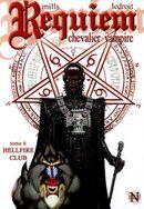 Couverture Hellfire Club - Requiem, chevalier vampire, tome 6