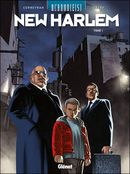 Couverture Rapt - Uchronie(s) : New Harlem, tome 1
