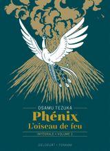 Couverture Phénix, l'oiseau de feu (Édition 90 ans), tome 1