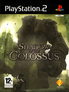 Jaquette Shadow of the Colossus