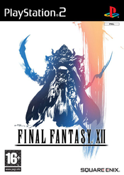 Jaquette Final Fantasy XII